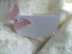 10 Tischkarten handgemacht Stampin' Up! Kommunion Konfirmation Hochzeit Taufe | eBay