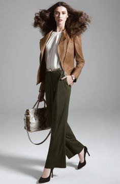 Lafayette 148 New York Jacket, Blouse & Pants by nordstrom