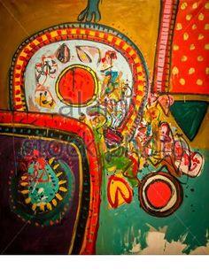 ALAN Davie– Google Поиск Alan Davies, Google, Painting, Painting Art, Paintings, Painted Canvas