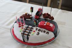 Tolga 3 yaş pastası