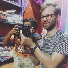 Teaching photography #101