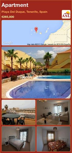 Apartment for Sale in Playa Del Duque, Tenerife, Spain - A Spanish Life Tenerife, Family Bathroom, 2 Bedroom Apartment, Apartments For Sale, Great View, Terrace, Swimming Pools, Spanish, Lounge