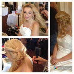 Bridal hair by Ria - Senior Stylist