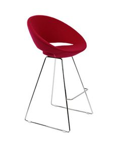 Crescent Wire Bar Stool by sohoConcept at FullModern
