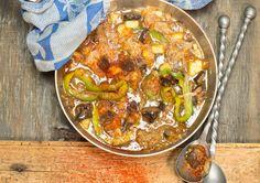 Ukrainische Gulaschsuppe: Rezept für Gulaschsuppe mit Sauerkraut (Hauptgericht für 4 Personen) - SPIEGEL ONLINE