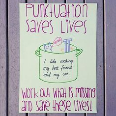 Punctuation-anchor-chart-display-literacy-listing-commas