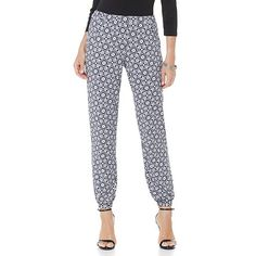Product I designed for Slinky® Brand Printed Harem Pant with Pockets