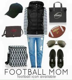 Football season is here! Personalize your Thirty-One accessories for the big game!