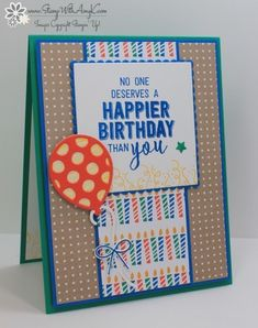 Splitcoaststampers FOOGallery - Balloon Adventures Happy Birthday