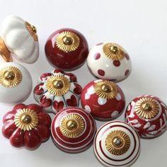 Bouton De Meuble,Poignée De Meuble En Céramique,Bouton,Boutons De Meubles  Inde