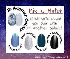 Nail Color Combos, Nail Colors, Sassy Nails, Spa Night, Color Street Nails, Bling Nails, Stylish Nails, Nails Inspiration, Pretty Nails