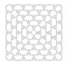 Espacio Crochet: Cuadros de crochet / Crochet squares