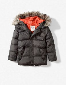 Zara boy's coat