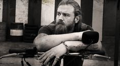 "Ryan Hurst aka ""Opie"" from Sons of Anarchy on fx"