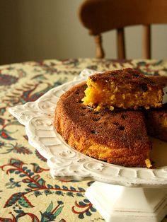 Bolo de Cenoura com Muesli - Tertúlia de Sabores                                                              Carrot Cake with Muesli