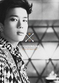 Look at his eyes Bap Youngjae, Himchan, Cnblue, Btob, Cho Kyuhyun, Jung Daehyun, Flower Boys, Running Man, Rabbits