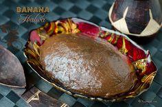Banana Halwa (Xalwo Muus) Halwa à la Banane حلوى الموز | Xawaash.com