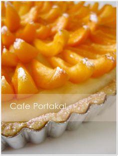 CAFE PORTAKAL: Kayısılı Tart Apricot Pie, Biscuits, Prune, Strudel, Cheesecakes, Ham, Tea Time, Macaroni And Cheese, Cake Recipes