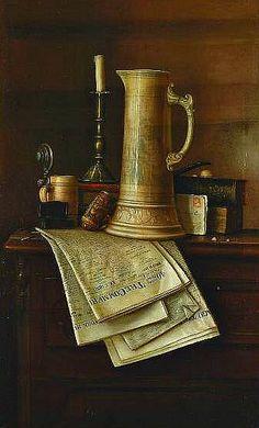 Charles Meurer The Commercial 1899