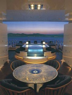 Sweet dreams from my future yacht🛳🌌