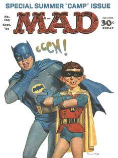 MAD Magazine 1966