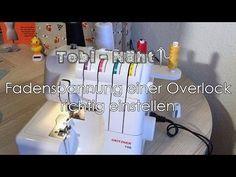 Tipps und Tricks zur Overlock – Tobi Näht