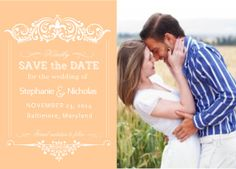 DIY Printable MS Word Wedding Save the Date Template by INKPOWER, $12.00