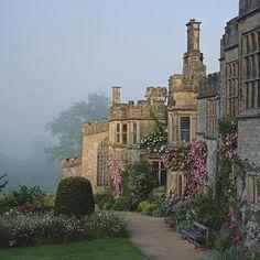 Haddon Hall, River Wye ~ Bakewell, Derbyshire, England