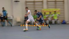16/11/16 Milano C5 - Lecco C5 , highlights ... Under 21 , calcio a 5 / f...