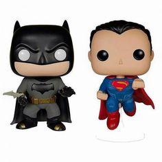 ToyzMag.com » POP Batman V Superman les images officielles