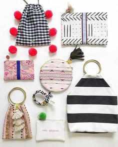 Pencil Bags, Craft Bags, Beaded Bags, Fabric Bags, Zipper Bags, Luxury Bags, Handmade Bags, Empowered Women, Fabric Crafts