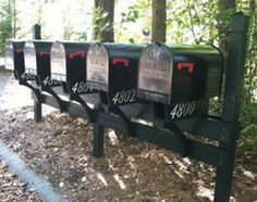 19 Best Cluster Mailboxes Images Cluster Mailboxes Mail