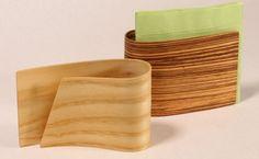 Bent wood napkin holder very cool Modern Napkin Holders, Wood Napkin Holder, Custom Woodworking, Woodworking Projects Plans, Bent Wood, Wood Projects For Beginners, Wood Desk, Made Of Wood, Wood Veneer