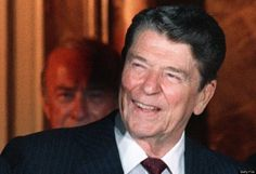 1986  President Ronald Reagan signs COBRA, a requirement that employers let former workers stay on the company health plan for 18 months after leaving a job, with workers bearing the cost.