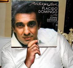 Placido Domingo by Annomally, via Flickr