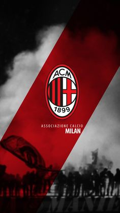 Milan Football, Football Is Life, Football Team, Milan Wallpaper, Wallpaper Wallpapers, Franco Baresi, Marco Van Basten, Ruud Gullit, Sports Jersey Design