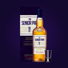 "Check out my @Behance project: ""Senior Papi"" https://www.behance.net/gallery/47763093/Senior-Papi"