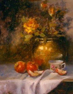 Roses...Ann Hardy