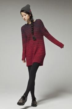 The knit tunic: A/W 14/15 China womenswear commercial update