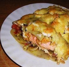 Рыба «Волшебная золотая рыбка»   быстрые рецепты   Яндекс Дзен