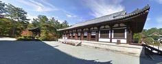 Ancient Nara: Toshodai-ji TempleHave you explored the new google worldwonders? Awesome!