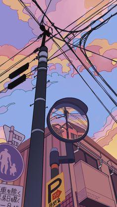 Cartoon Wallpaper, Anime Scenery Wallpaper, Aesthetic Pastel Wallpaper, Cute Anime Wallpaper, Cute Wallpaper Backgrounds, Galaxy Wallpaper, Cute Wallpapers, Aesthetic Wallpapers, Iphone Wallpapers