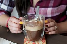 Jersey Girl, Texan Heart: NESCAFÉ® Taster's Choice® and a healthy Frozen Mochaccino Recipe