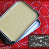 Coconut Oil Lotion Bar | The Coconut Mama