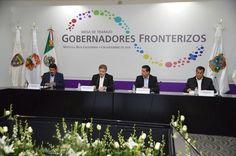 Atiende Corral tema migratorio en Conferencia Nacional de Gobernadores Fronterizos | El Puntero