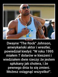 """Dwayne """"The Rock"""" Johnson, amerykański… » Bezuzyteczna.pl- Codzienna dawka wiedzy bezuzytecznej"""