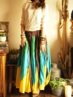 コーディネート集 VOL8 エスニックボヘミアンファッション|エスニックなら通販サイトshams