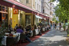 Restaurants in Berlin Schöneberg district