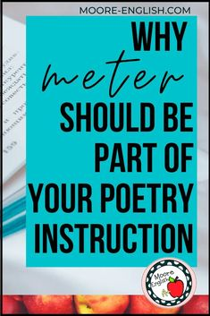 Poetic meter is a challenge for many teachers. But incorporating meter into poetry instruction brings new light to old texts. These strategies will help! Pre Reading Strategies, Teaching Strategies, Ap Literature, American Literature, Metaphysical Poetry, Ap Test, Contemporary Poetry, Poetry Unit, American Poetry