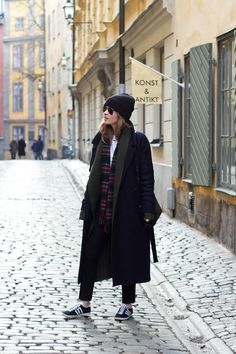 Out and about in Stockholm